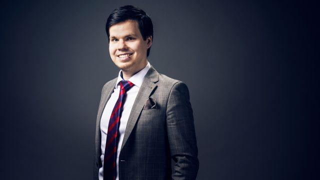 Kristian Tervo valittu viestintäsuunnittelijaksi