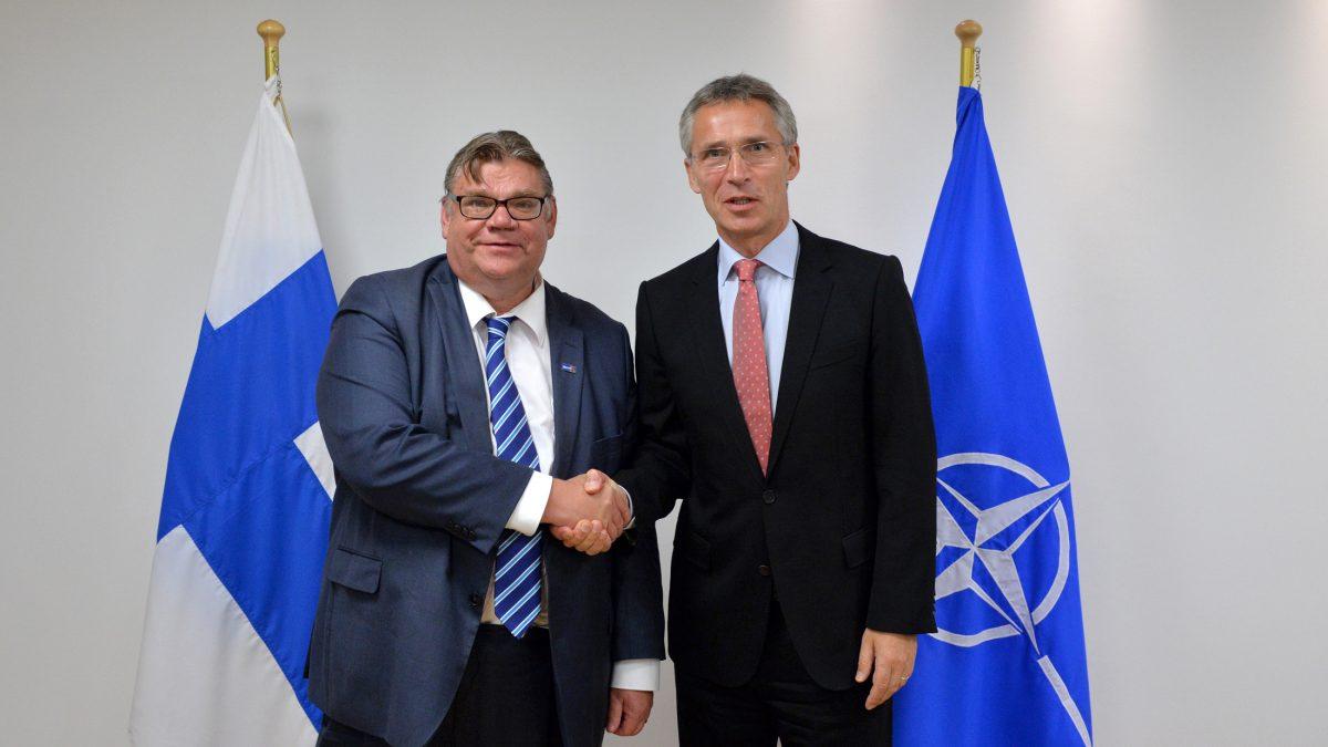 BLOGI: Suomen paikka on Natossa
