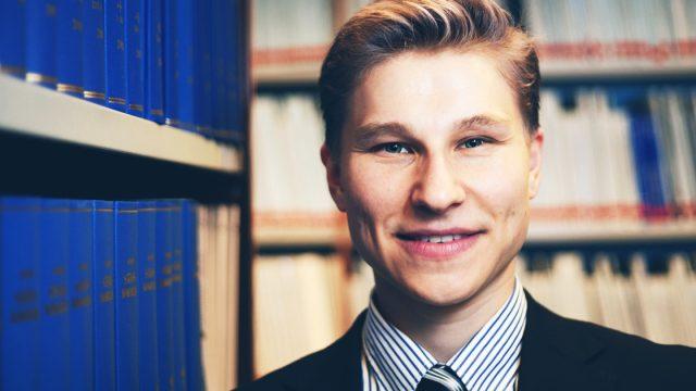Kokoomusnuoret tukee Antti Häkkästä kokoomuksen varapuheenjohtajaksi