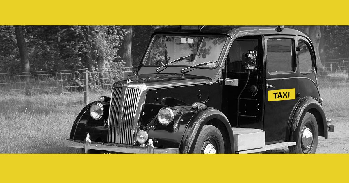 Puoluekokousaloite: Taksiliikenne avattava kilpailulle