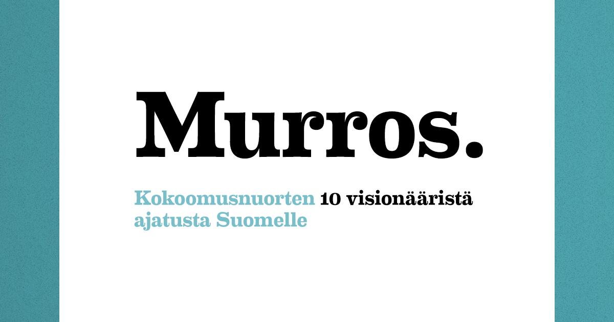 10 visionääristä ajatusta Suomelle