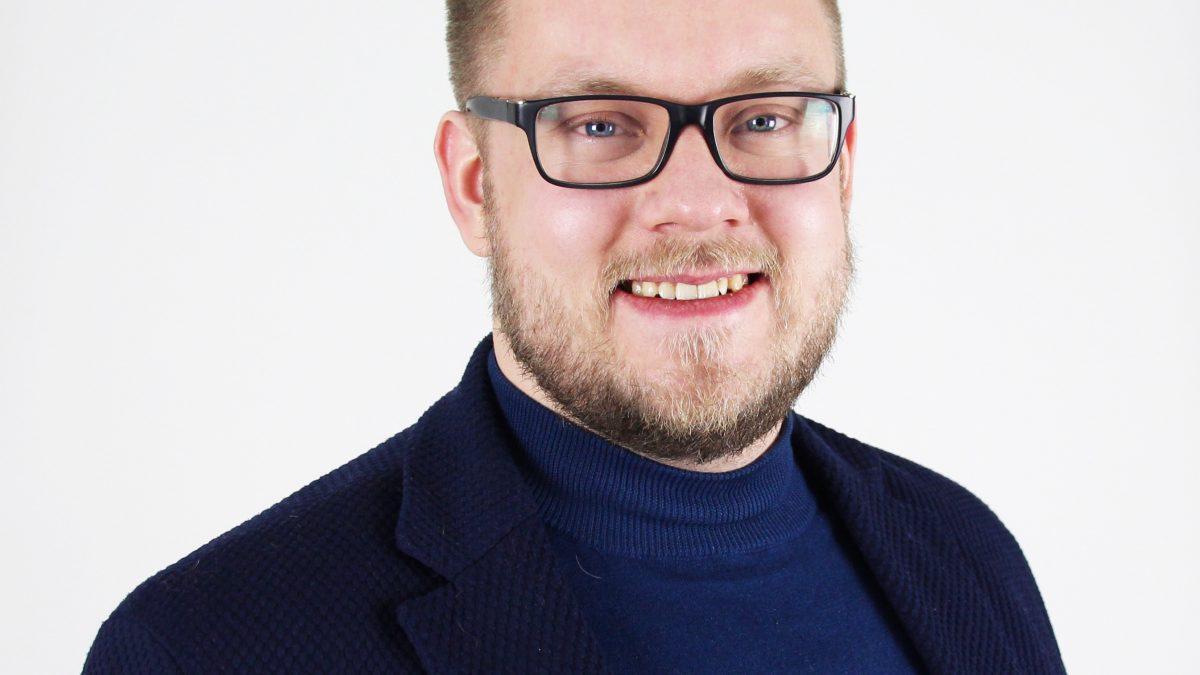 Kokoomusnuorten pääsihteeriksi Kristian Kyllönen