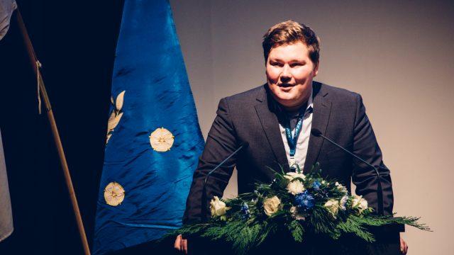 Henrik Järvinen Kokoomusnuorten liittohallitukseen