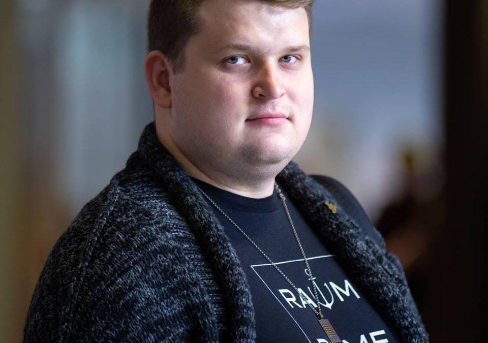 Marko Grönlund ehdolle Kokoomusnuorten varapuheenjohtajaksi
