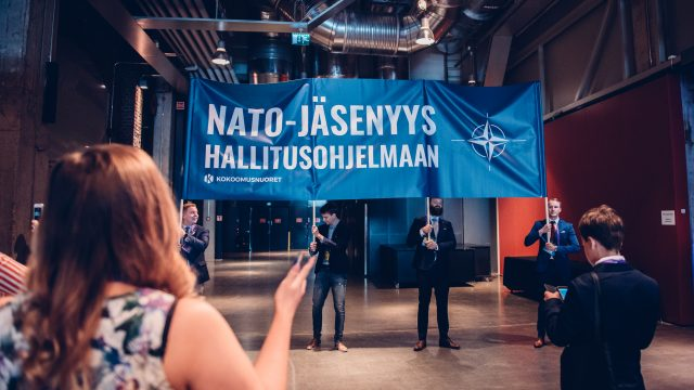 Suomen liittyminen Natoon vakauttaisi Itämeren tilannetta