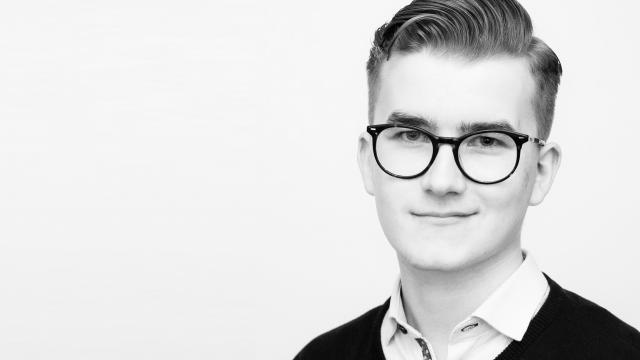 Samuel Tammekann ehdolle Kokoomusnuorten varapuheenjohtajaksi