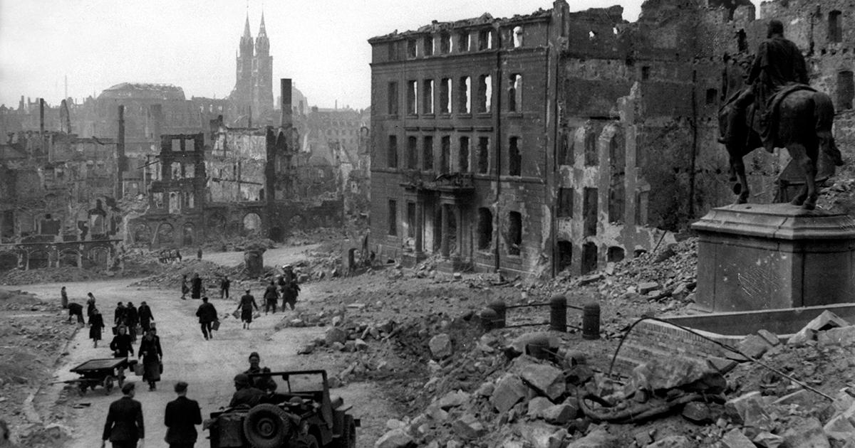 Kun maailma viimeksi tuhoutui
