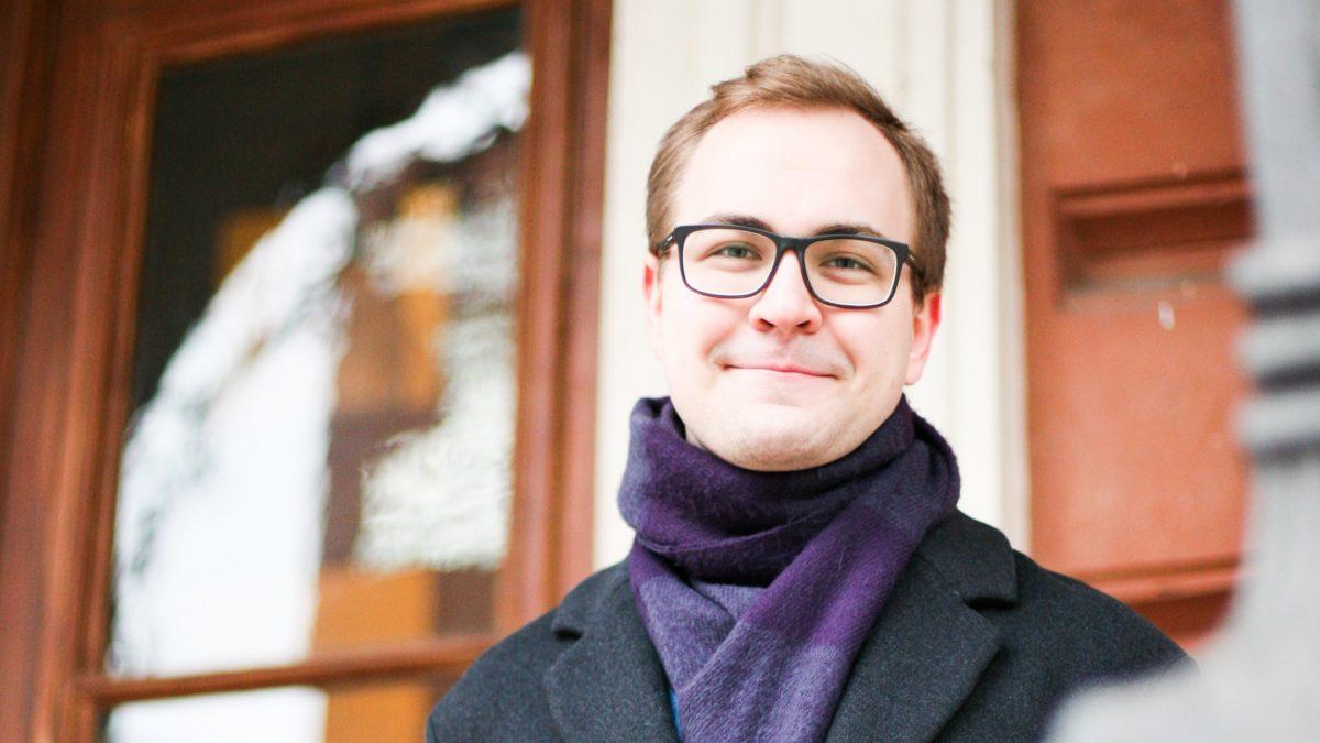Uudenmaan Kokoomusnuoret tukee Märt Vesinurmea puoluevaltuustoon