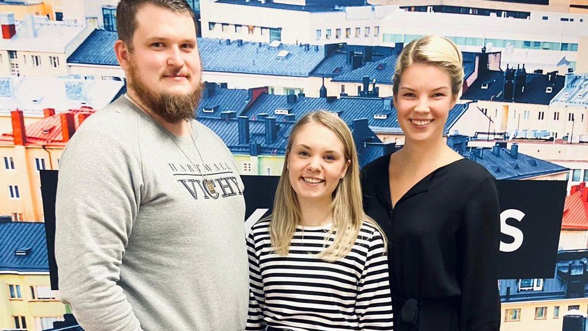 Minna Arve Turun Kokoomuksen pormestariehdokkaaksi!