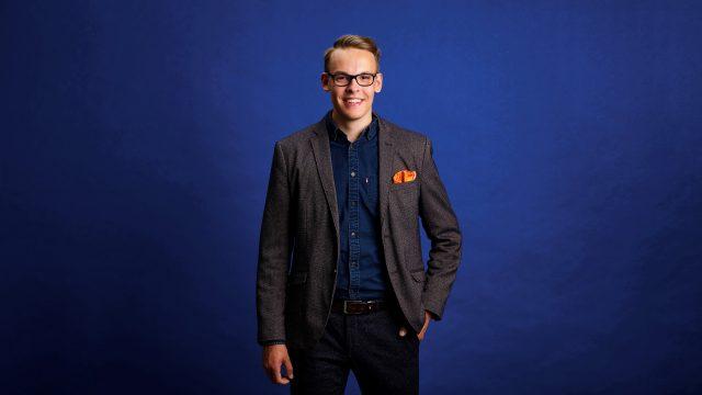 Kokoomusnuorten puheenjohtaja Matias Pajula: Helsinki tarvitsee jatkossakin ammattitaitoisen johtajan
