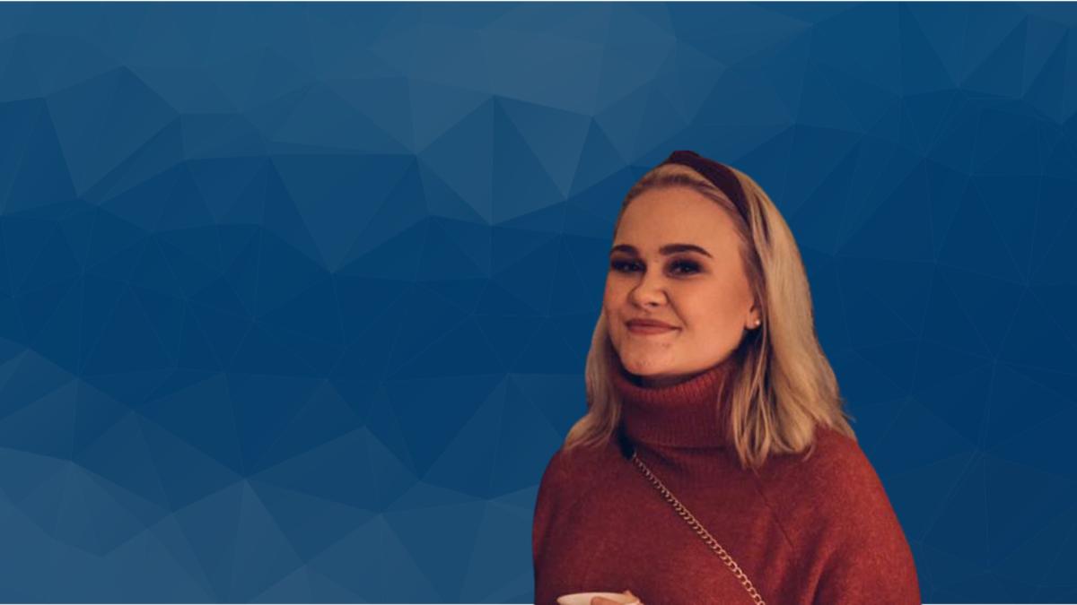 Teresa Bäckström Helsingin Kokoomusnuorten järjestökoordinaattoriksi