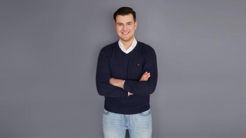 Mikael Hedman ehdolle Kokoomusnuorten varapuheenjohtajaksi