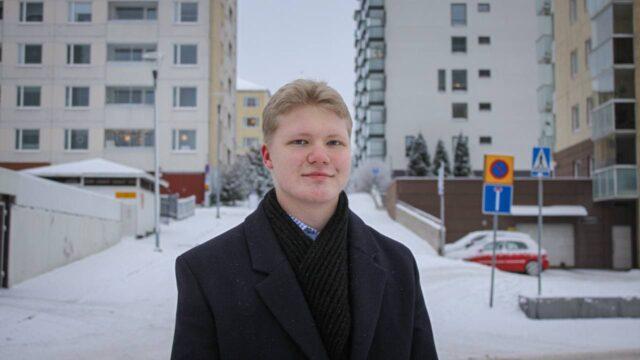 Pirkanmaan Kokoomusnuoret tukee Martti Paldaniusta Kokoomuksen Nuorten Liiton liittohallitukseen