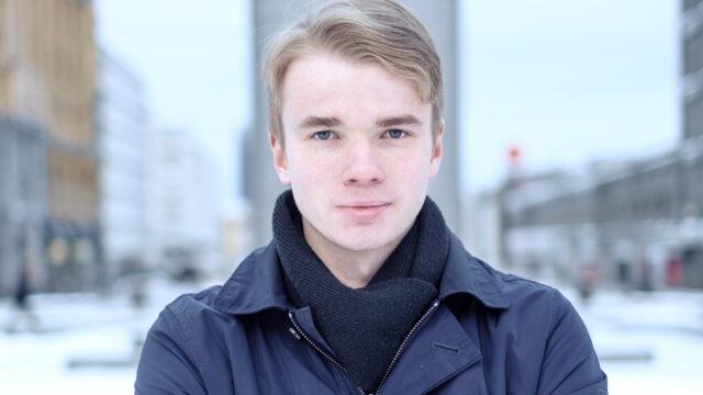 Uudenmaan Kokoomusnuoret tukevat Hermanni Sankeloa uudeksi puheenjohtajaksi
